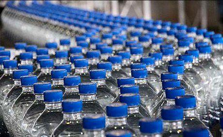 افزایش ۲۰ درصدی قیمت آب بستهبندی