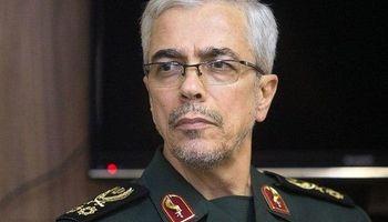 سرلشگر باقری: انتقام ملت ایران آتشین خواهد بود