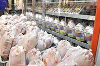 کشف ۱۸۰تُن مرغ احتکار شده در جنوب تهران