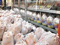 توزیع مرغ منجمد ۱۵هزار تومانی در بازار