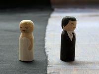 سلفی طلاق هم باب شد +عکس