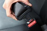 استفاده از کمربند ایمنی برای سرنشینان عقب اجباری است