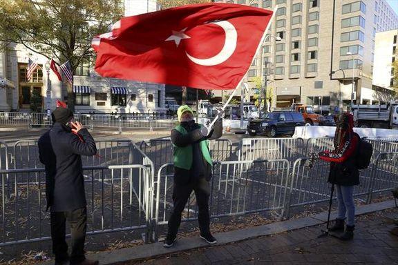 سفر اردوغان به آمریکا +عکس