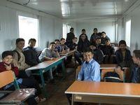 بازگشایی مدارس مناطق سیلزده گمیشان و آق قلا +عکس
