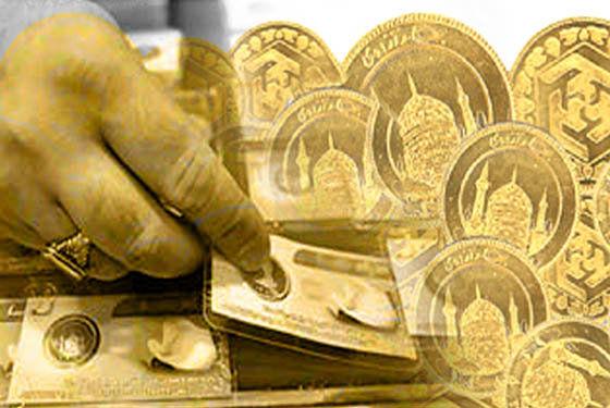 افزایش قیمت طلا، سکه و دلار