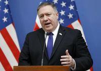 پامپئو: ترامپ دنبال جنگ با ایران نیست
