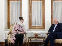 ظریف: اروپا باید تلاش بیشتری برای حفظ برجام کند