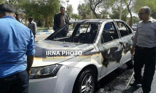 اقدام عجیب در اعتراض به عدم ارائه خدمات پس از فروش ایران خودرو +عکس