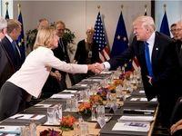 واکنش موگرینی به اعلام دشمنی ترامپ