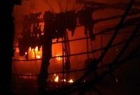 چطور از آتشسوزی جان سالم به در ببریم؟