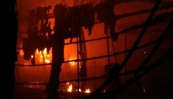 احضار دو نفر به عنوان مطلع در مورد آتش سوزی سینمایی در شیراز