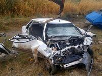 برخورد 2پراید و یک موتورسیکلت باعث مرگ 2نفر شد