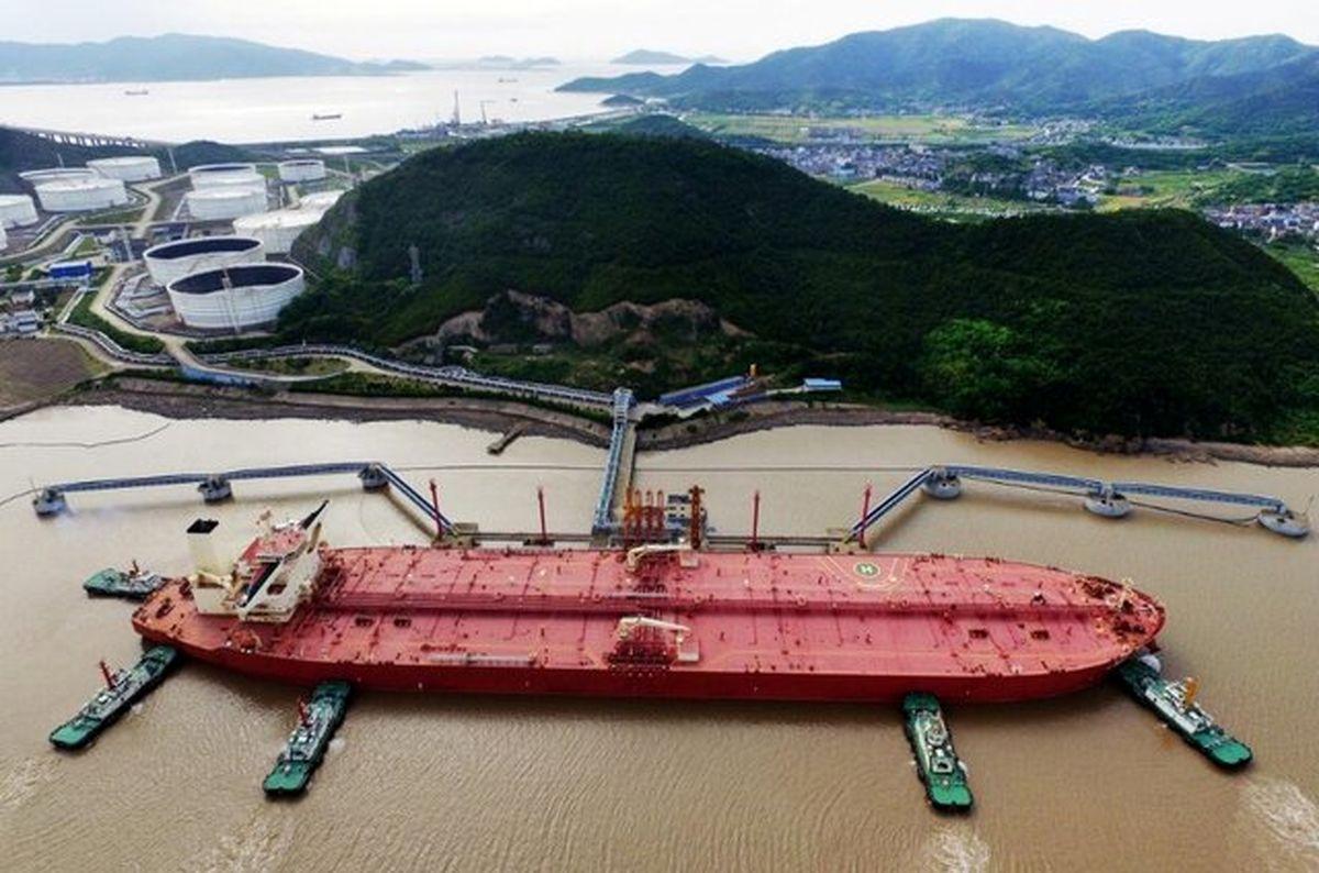 واردات نفت چین از ایران به ۸۵۶هزار بشکه در روز میرسد