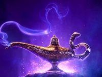 غول چراغ جادو جدید هالیوود را ببینید +عکس