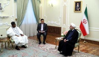 روحانی: اهمیت توسعه روابط با کشورهای آفریقایی در سیاستخارجی ایران