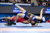 تیم کشتی فرنگی امید ایران قهرمان جهان شد