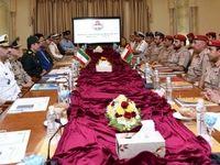 پانزدهمین اجلاس کمیسیون مشترک نظامی ایران و عمان