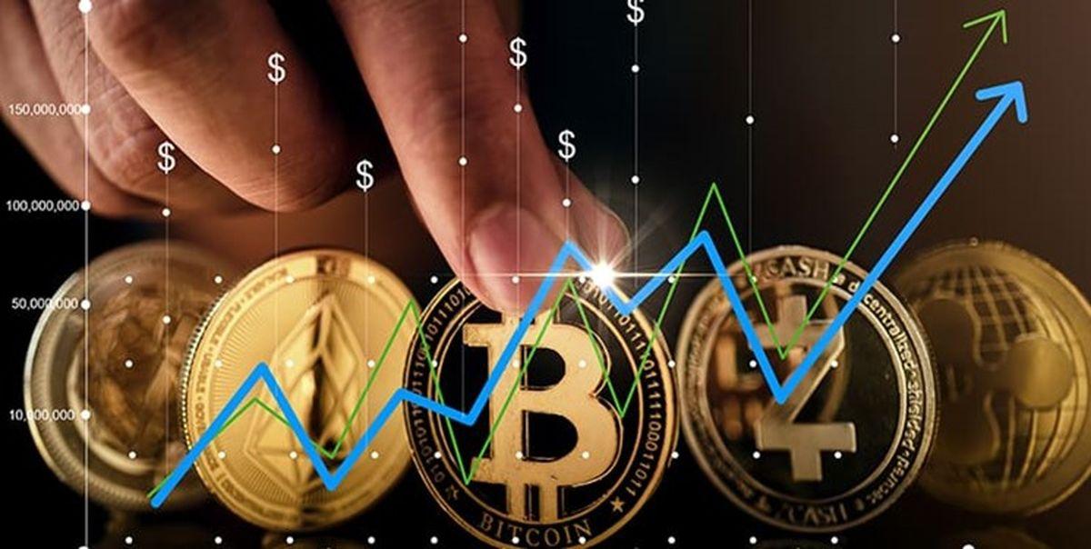 رشد قیمت بیت کوین در معاملات امروز