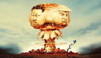 خطر جنگ اتمی به روایت اکونومیست