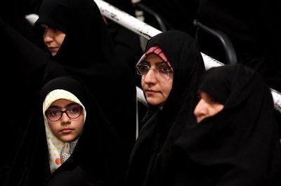 فرزند دانشمند هستهای شهید در دیدار امروز رهبری +عکس