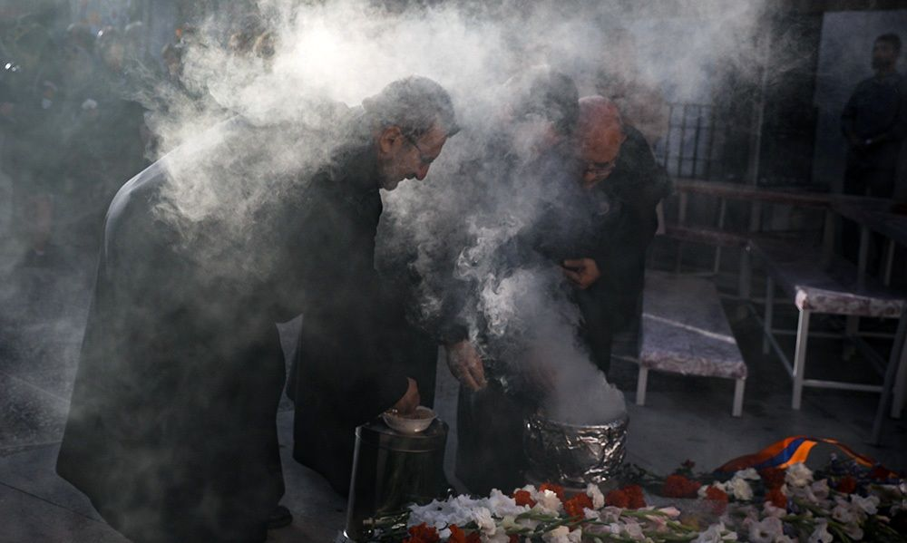یکصد و سومین سالگرد نسل کشی ارمنیان