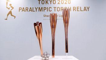 نمایش مشعلهای المپیک و پارالمپیک 2020 توکیو +فیلم