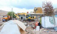 احداث نخستین واحد در مناطق زلزلهزده آذربایجان شرقی +عکس