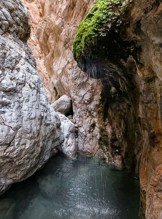 درههای کالی جنی و مرتضی علی