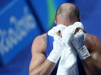 حذف زودهنگام روزبهانی از مسابقات انتخابی المپیک بوکس