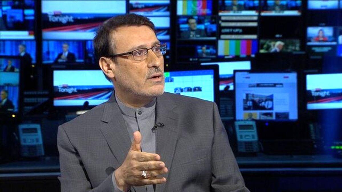 سفیر ایران در لندن نسبت به عواقب شکست برجام هشدار داد