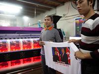 حال و هوای مردم ویتنام به مناسبت ورود ترامپ و اون +تصاویر