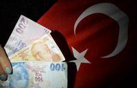 تحریمهای آمریکا، بازار ارز ترکیه را به هم ریخت