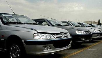 بازار خودرو در شوک