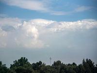 ذرات معلق و آلاینده ازن در تهران غلیظ میشود