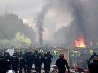 بیثباتی سیاسی تولید ناخالص داخلی فرانسه را کاهش داد
