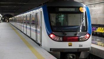 تعطیلی 3ایستگاه مترو در 31شهریور