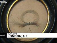 حراج تار موی بتهوون با قیمت پایه ۱۲ هزار پوند +فیلم
