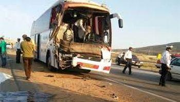 راننده اتوبوس حادثه اتوبان تهران ــ ساوه دستگیر شد