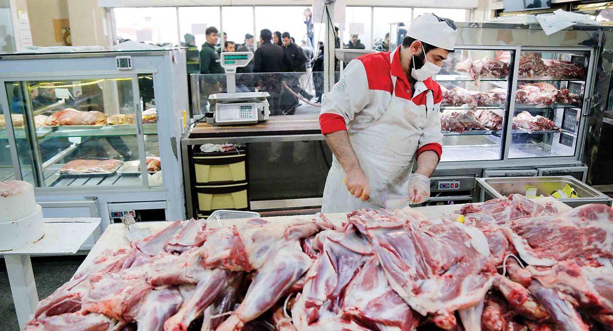 سرانه مصرف گوشت گوسفندی از ۱۲ به ۸ کیلوگرم رسید