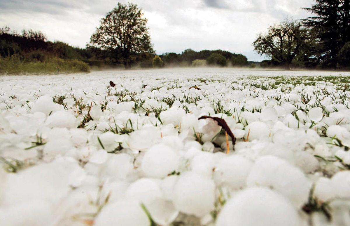 خشکسالی بهاری، رگبار تابستانی