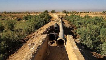 قطع آب کرخه در ۱۰هزار هکتار زمین کشاورزی دشتآزادگان