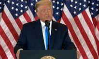 ترامپ: در انتخابات شکست نخوردم