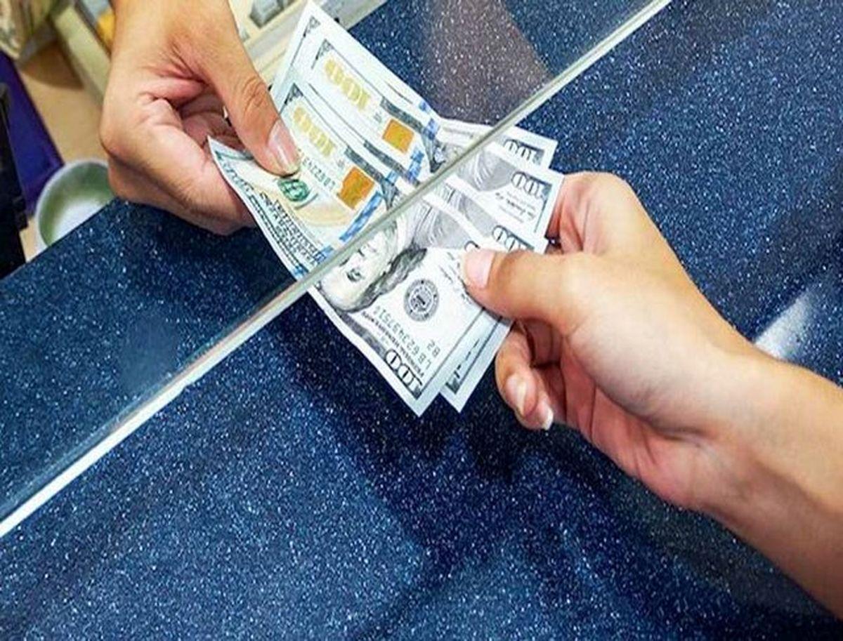 آخرین قیمت دلار و یورو در بازار امروز