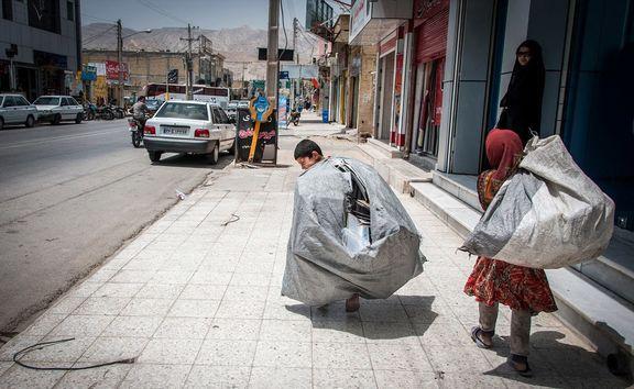 توقف ساماندهی کودکان کار و خیابان در پایتخت