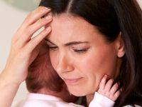 افسردگی مادران مسری است