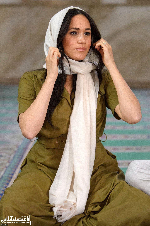 حجاب مگان