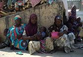 کمبود مواد غذایی در نیجریه +تصاویر