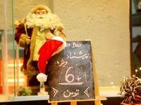 حال و هوای کریسمس در محله جلفا اصفهان +تصاویر