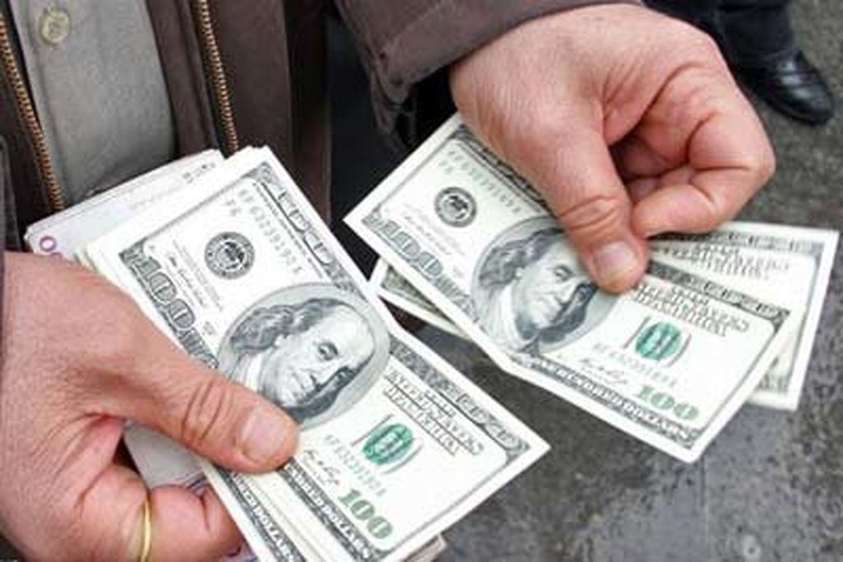 نرخ رسمی ۱۲ارز بانکی کم شد