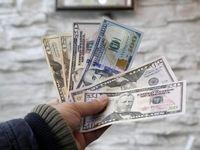 صعود خفیف دلار جهانی
